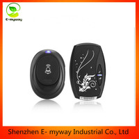 2016 new design waterproof wireless doorbell,video doorbell deaf,amazon hot sale wireless doorbell