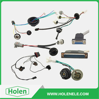 Wire Harness for Auto Rearview Mirror electrical wire