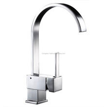 high quality chrome h59 brass Kitchen Faucet torneira tap mixer tap