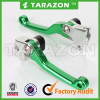 high quality CNC aluminum lever brake and clutch levers in motorcycle