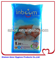 Good Economical Baby Diapers in Bulk with Factory Price