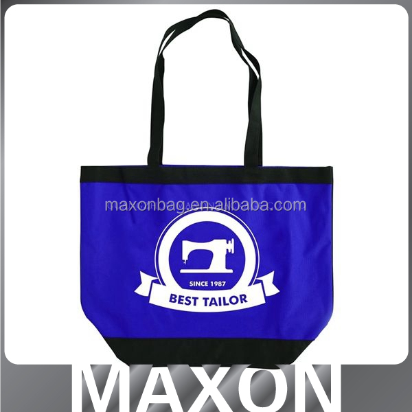 New foldable shopping bag oxford bag market bag Guangzhou