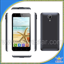 Custom 5inch Dual Sim MTK6582 Quad Core 3G Smart Mobile Phone with Android 4.4 OS