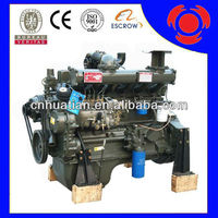 Weichai Huafeng Water Cooled 6 Cylinder Diesel Engine