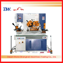 Anhui SLMT Q35Y Series Hydraulic Universal Steel Angle Iron Cutting Shearing Machine,ironworker