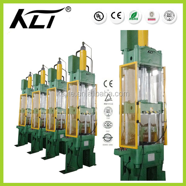 Y32 63tons High Quality Products Four Pillar Stretching Hydraulic Press Machine For Making Aluminum Pots and Pans Good Price