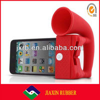 best promotional gifts Horn stand silicone speaker