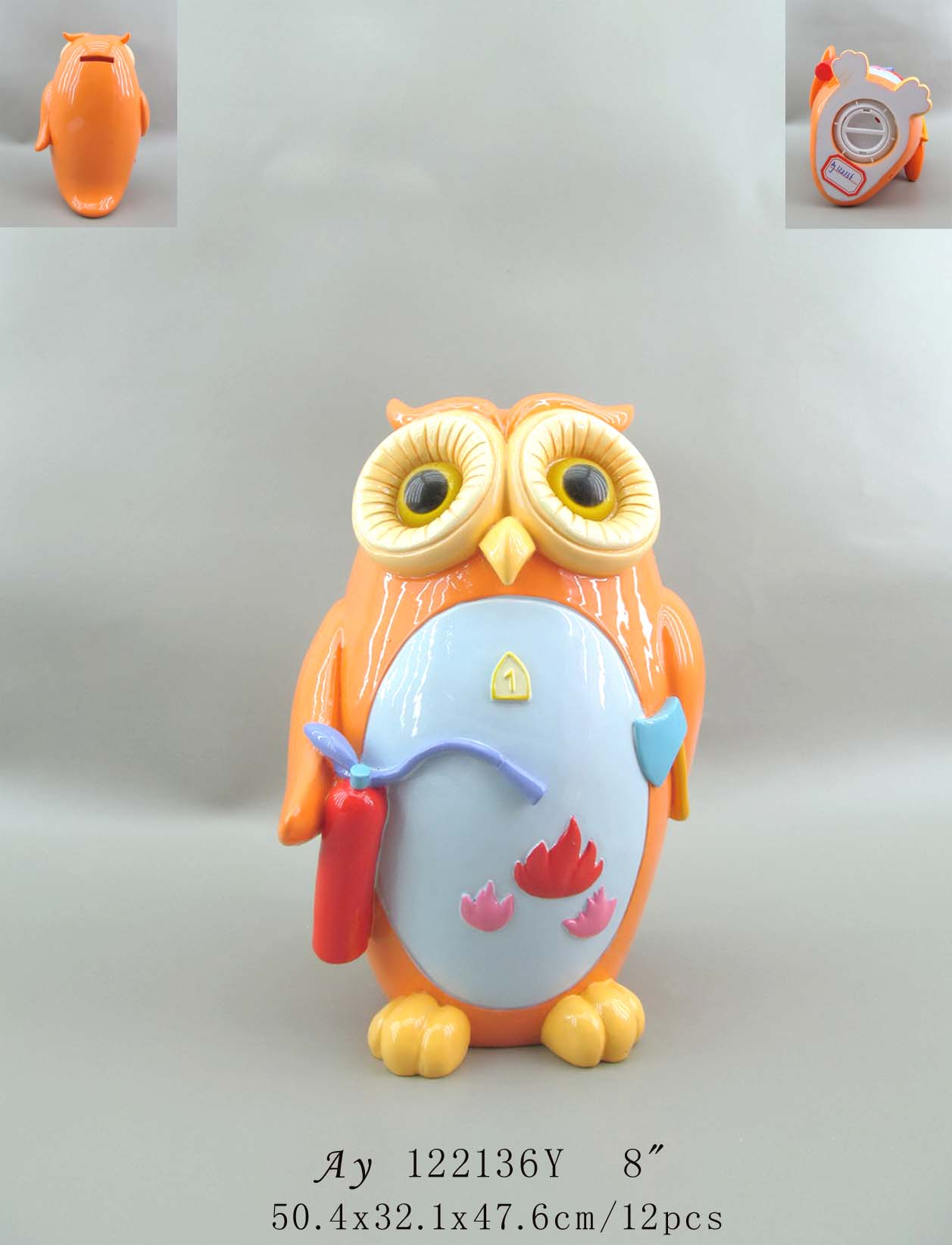 Lovely dog shape coin bank of baby gifts