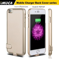 Slim power bank with battery multiple cell phone case for i phone6 plus phone case