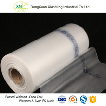 Disposable HDPE Clear Plastic Bag on Roll for supermarket