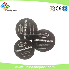2016 wholesale Aluminum Foil Lids For K-Cups and capsules