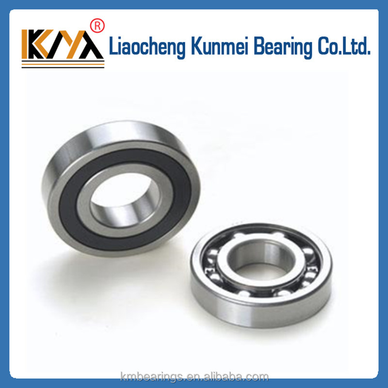 China manufacture supply Ceiling fan bearing 6205 zz/2RS deep groove ball bearing