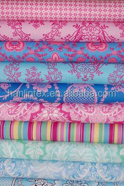 Cotton Twill Fabrics Digital Textile Printing,wholesale african print 100% cotton knit fabric