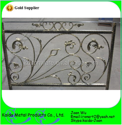 Wrought Iron Railings For Stair/ Porch/ Balcony etc...