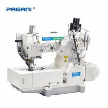 PGN-500-01CB-EUT/industrial interlock sewing machine with automatic trimmer, interlock machine, flat bed