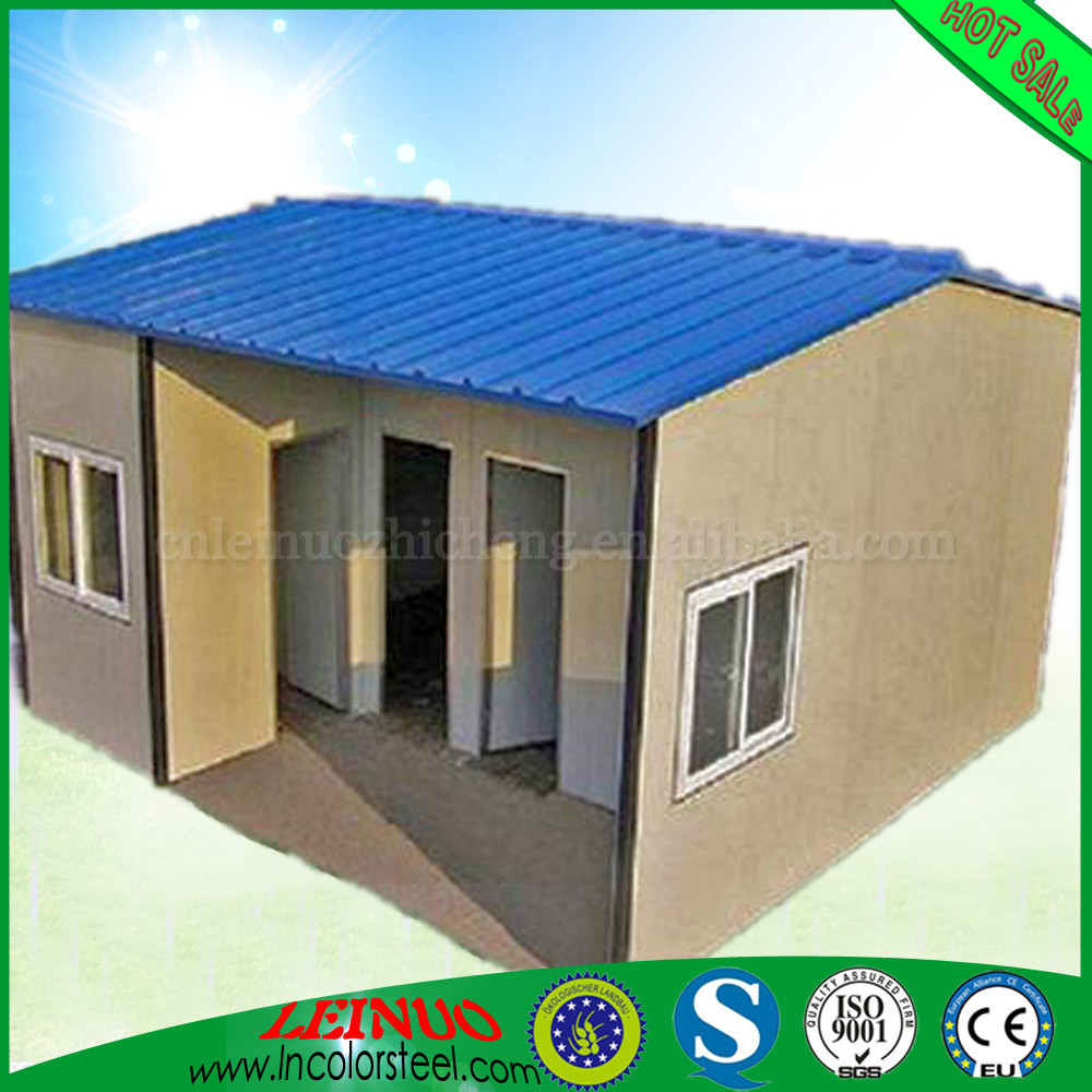 Fast installation Folding expandable container house for living three house in one shelter New design can prevent the water flow