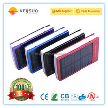 Solar Power Bank 20000mah Real High Capacity Battery Charger Solar Power Bank for Laptop