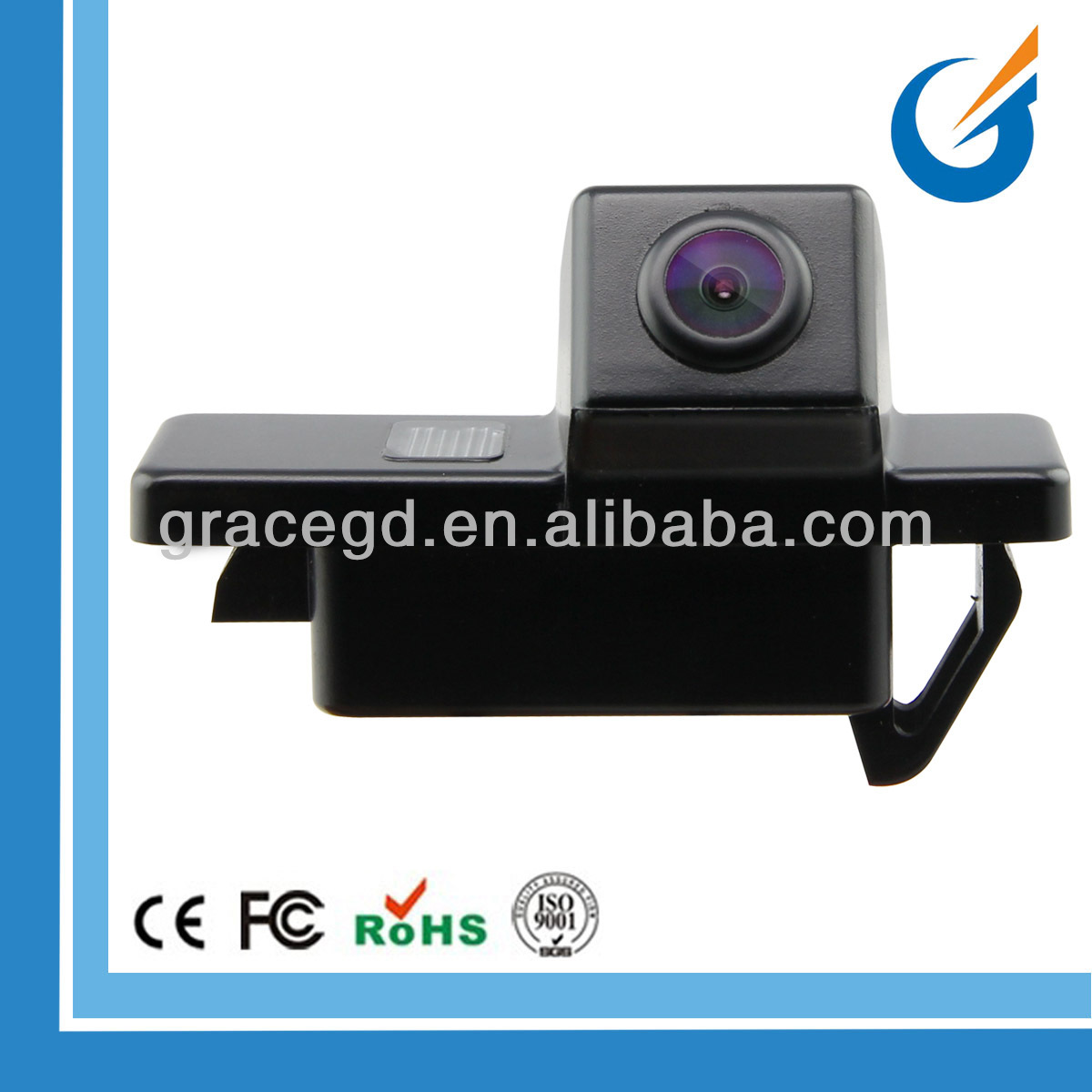 Rear View Night Vision Car Camera For Peugeot 307 CC