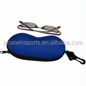 Neoprene reading glasses case