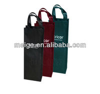 Factory Sale wine bag/fashion wine bag/small wine bag