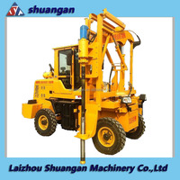HOT Pile Drilling Machine for Road Construction