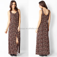 2014 New arrival Throwback Floral Maxi Dress/evening dresses in istanbul