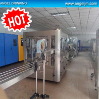 Automatic Mineral Water Bottling Line IN CHINA for Small Plastic Bottle, Famous Brand Electric System