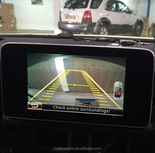 Camera rear view Parking system for MB NTG4.5 AUDIO 20