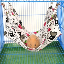 Pet Products Pet Canvas Hammock Medium Size Mat Nest Pet Bed, Size:33*30cm