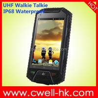 ALPS V6 Android 4.2 Dual SIM Card 4.0 Inch Rugged Mobile Phone with Walkie Talkie