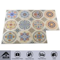 On Sale Custom Printing Good Price Ceramic Tiles Factories In China Outdoor Decorative Tiles