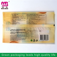 Top sale 100% creative customized food grade fruit dried meat packing bag
