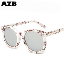 AZB Hot selling sunglasses mirror glasses driving sun eyewear dropshiping