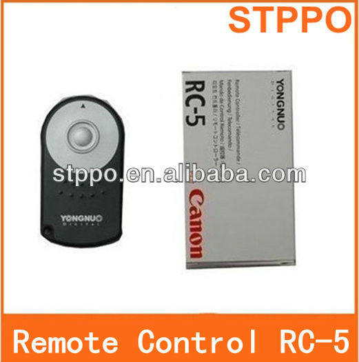 RC-5 Yongnuo YONG NUO IR Wireless Remote Control For DSLR Canon EOS Cameras