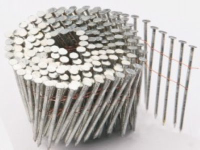 16 degree galvanized roofing coil nails