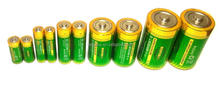 Professional design 1.5v lr61 Zn/MnO2 battery aaaa battery