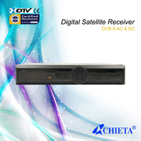Digital DVB-S Satellite TV Receiver