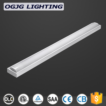 Good Price ETL DLC 1200mm 40W Surface Mounted Motion Sensor Dimmable Low Bay Linear Wrap Led Pendant Light