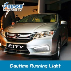 Honda city 2014 led daytime running light fot honda city 2014 led drl fog light fog lamp