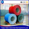 coloring PPGI steel sheet metal roofing coil