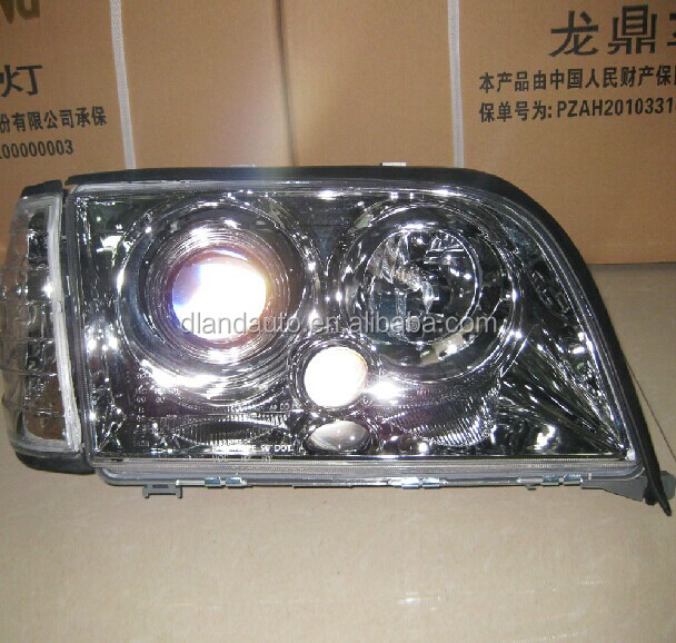 DLAND1991-1997 <strong>W140</strong> S280 S320 S500 S600 ANGEL EYE HEADLIGHT ASSEMBLY WITH 4PCS BI-XENON PROJECTOR, FOR BENZ