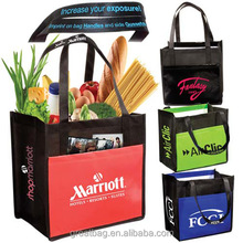 Eco-responsible 80GSM Laminated Enviro Shopping bag
