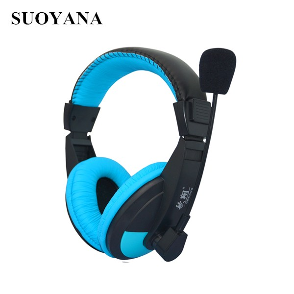 Made In China Consumer Electronical Spring Wring Headphone