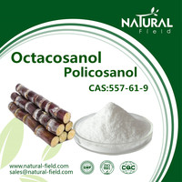 Good reliable supplier 60% octacosanol extract (policosanol) 557-61-9