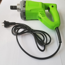 small hand held electric concrete vibrator for sales