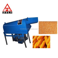 Promotion Industrial electric top quality portable maize sheller/hand threshing machine/corn peeler machine