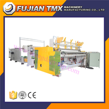 Low cost high quality industrial paper machine sales WD-TP-RPM1092-3200IV punching toilet tissue roll machine