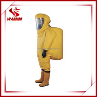 Hot sale heavy type chemical protective suit