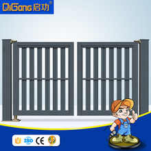 Automatic gate custom size main entrance gate design for Villa QG-L898C