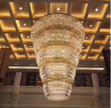 Hotel Project Lighting Project Chandelier Restaurant Lighting Villa Lamp CZPC027